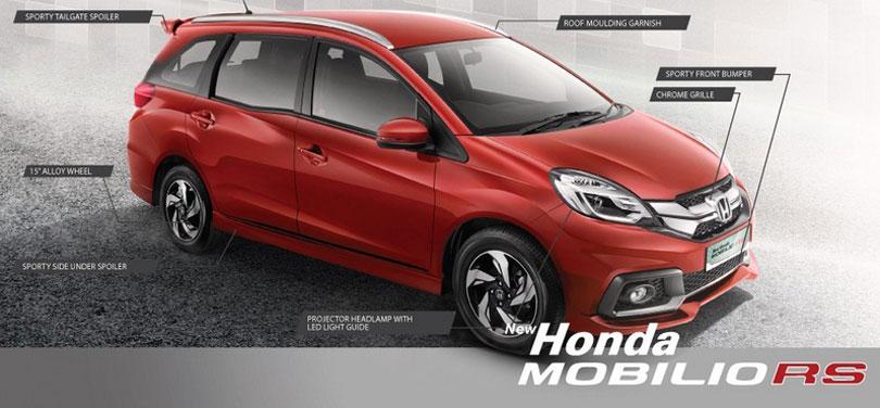 Honda Mobilio - Honda Mobilio MPV Layak di Pertimbangkan