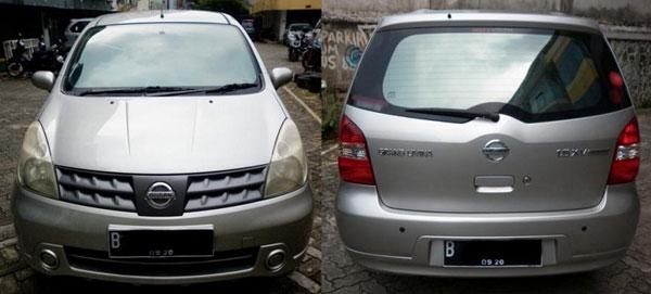 Spesifikasi Nissan Grand Livina