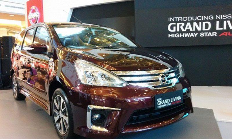 Nissan Grand Livina - Nissan Grand Livina Mpv yang Layang di pertimbangkan