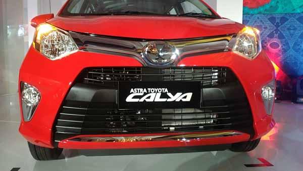 Cara Mengganti Logo Garuda di Calya Dengan Lambang Toyota